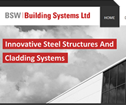 BSW Building Systems by IT-Serve web design Fife