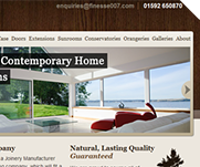 Finesse by IT-Serve web design Fife